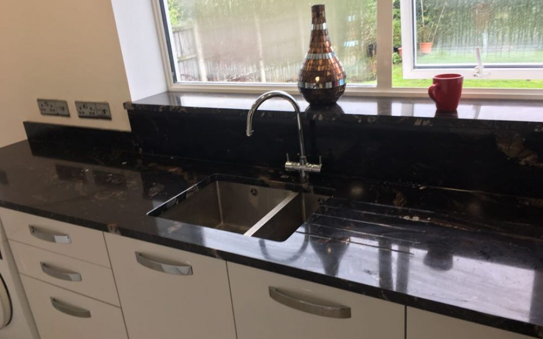 Barocca Granite Fitted In Warrington