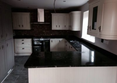 Cheyenne Granite Fitted In Chester
