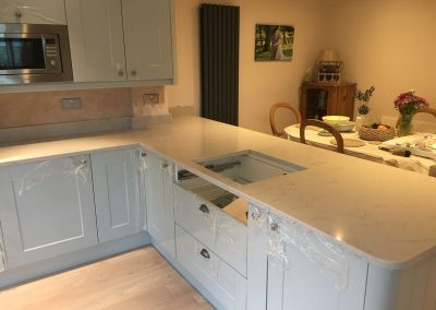 Onyx Quartz Fitted In Warrington