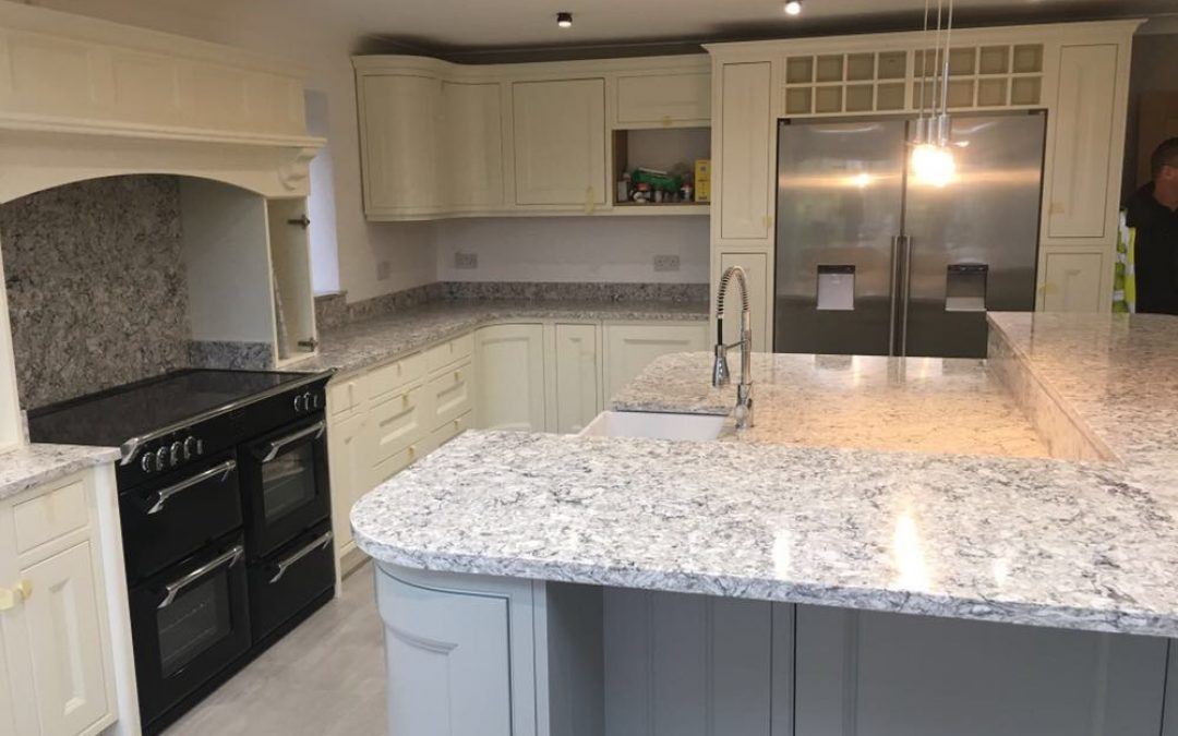 Colorado Quartz Fitted In Huyton