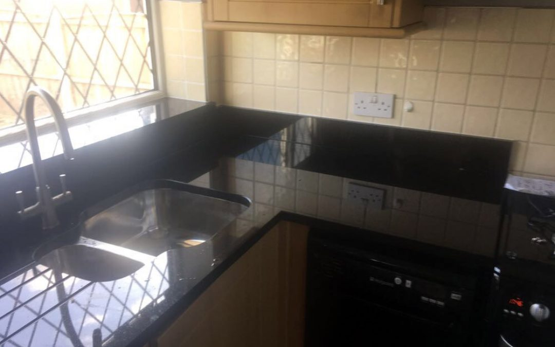 Indian Jet Black Fitted In Liverpool