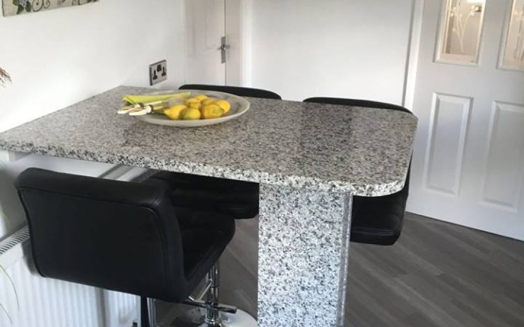Nevada granite completed in Widnes