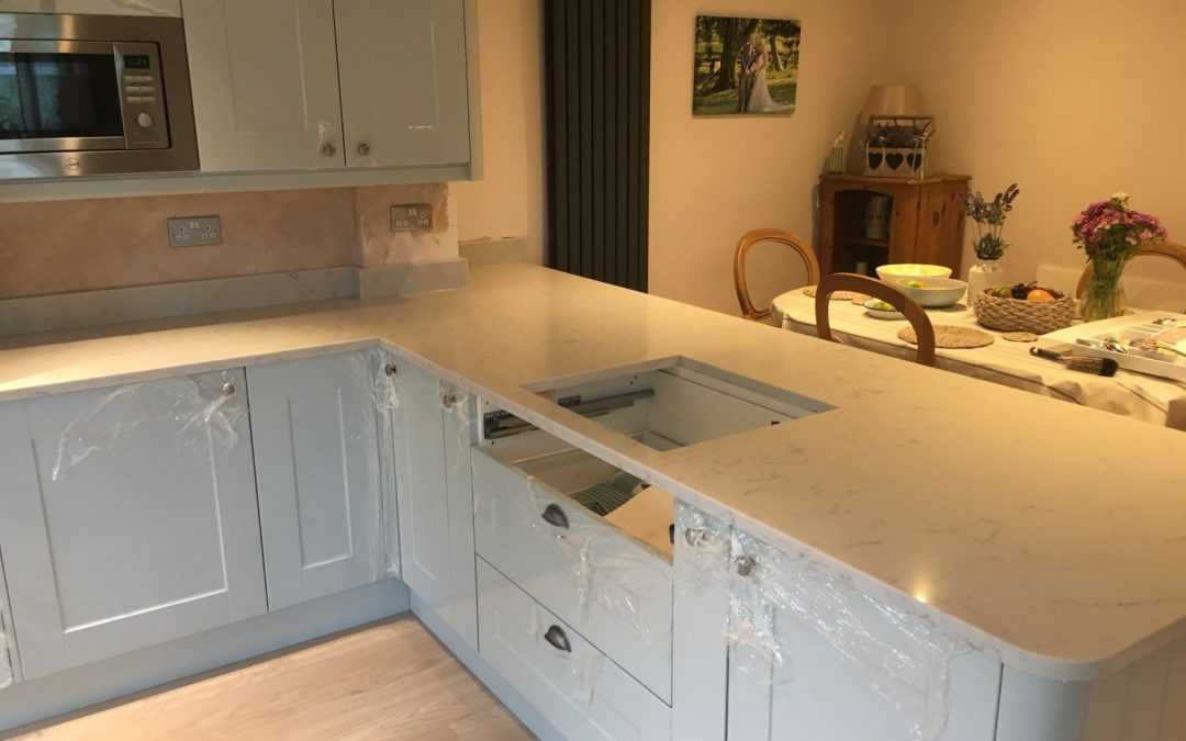 Onyx Quartz completed in Warrington